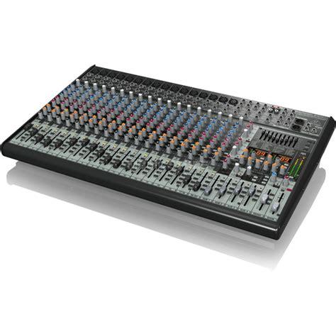 layout pcb mixer behringer behringer sx2442fx eurodesk
