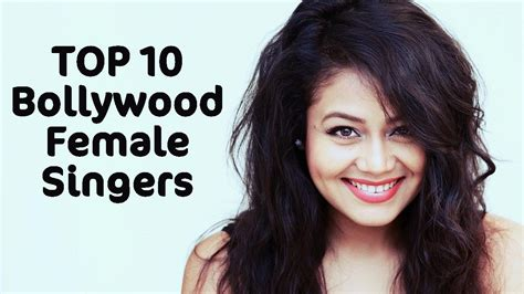 best singers india s top 10 best singers in 2017