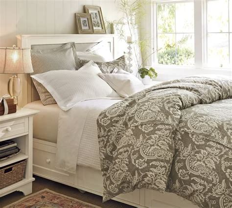 pottery barn storage bed cynthia storage bed dresser set pottery barn