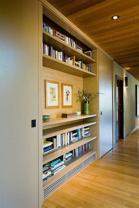 inspiring built  bookshelves   functional storage