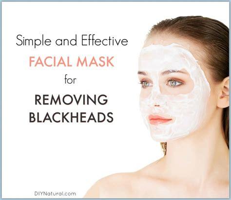 mask diy blackhead blackheads a and easy blackhead mask
