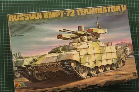 Tiger 135 Terminator 2 tiger model 1 35 bmpt 72 terminator ii 4611 detailscaleview
