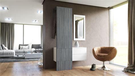 mobili per ingresso corridoio entrata moderna neve composizione 2 ingresso mobile
