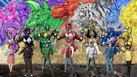 Limited Edition Kaos Mighty Morphin Power Rangers Yellow Laris 406 best power rangers images on boom studios child and childhood