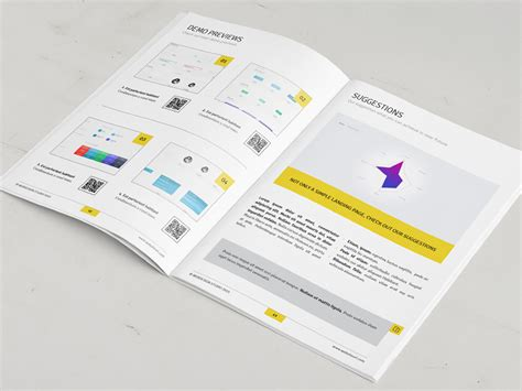 indesign template user manual help file illustrated documentation user guide by