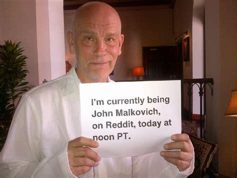 john malkovich transformers quotes john malkovich does reddit ama business insider