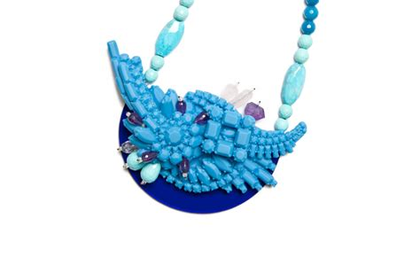 Which Jewelry Style Moderncontemporary Or Traditionalethnic by Reytan Precious Plastic Blue