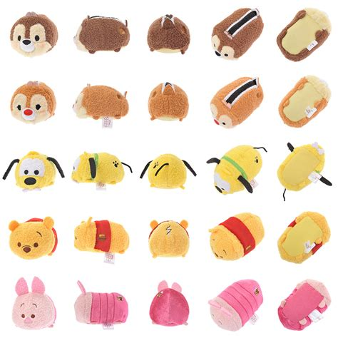 Custom Mickey N Friends Tsum Collection my tsum tsum disney s tsum tsum plush guide