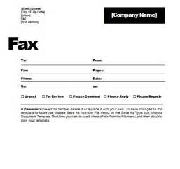 fax cover letter template word 2007 fax cover letter microsoft word 2007