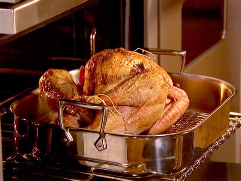 turkey ina garten roast turkey with truffle butter recipe ina garten