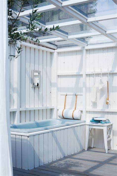 outdoor bathroom ideas decordots outdoor bathroom