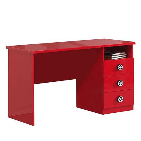 schreibtisch rot schreibtisch monza rot vipack m vi kj0048 kauf dir