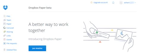 dropbox paper review dropbox paper is a new service which will rival google docs