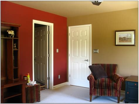 different paint colors for bedrooms bedroom painting walls different colors home combo