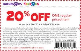 Get babies r us printable coupons printable coupons online