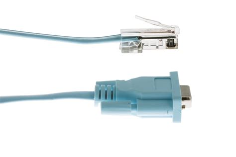 cisco console cable cisco console cable db9 to rj45 6ft 72 3383 01