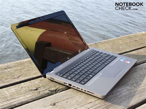 Review HP G62 130EG Notebook   NotebookCheck.net Reviews