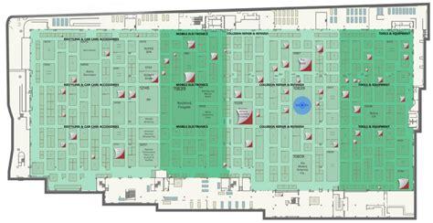 2018 sema show floor plan 2018 sema show floor plan floor plan ideas