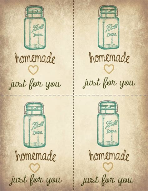 printable gift jar labels 1000 images about gift tags on pinterest mason jar