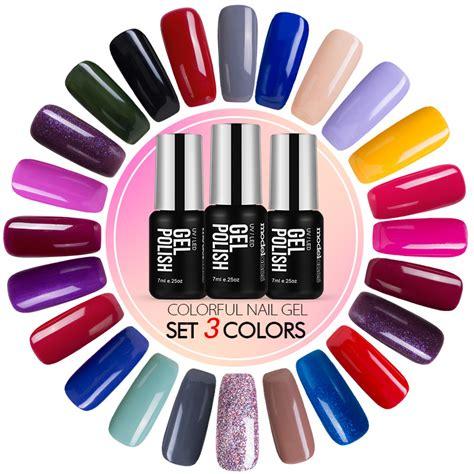 nail polish colors over 60 modelones hot 60 colors gel polish led l french