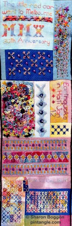 the love section 2013 section 48 of love of stitching band sler pintangle
