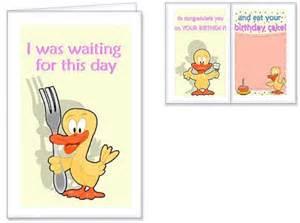 birthday cards printable free