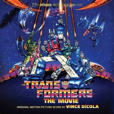 Transformers Movie 1986 Film Vince Dicola S 1986 Transformers Movie Score Now Available Transformers News Tfw2005