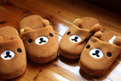 rilakkuma slippers rilakkuma plush slippers rilakkuma world