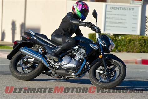 Suzuki Review 2013 2013 Suzuki Gw250 And Sport Motorcycle Test