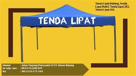 Tenda Lipat Praktis tenda lipat malang tenda lipat 2 215 3 tenda lipat praktis