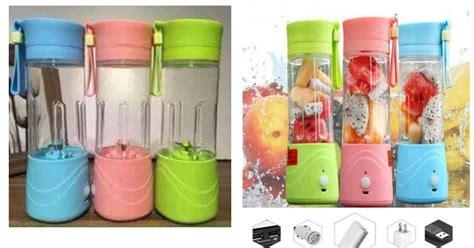 Blender Buah Malaysia jual borong murah malaysia mini usb blender juicer rm50