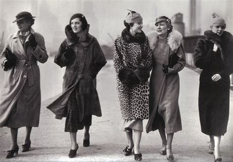 30 At Fashions Found 1930 s fashion coats hats dress shoes found
