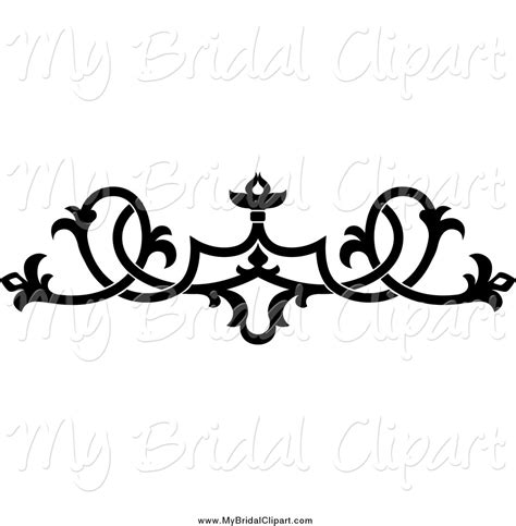 Wedding Clipart Design by Royalty Free Wedding Design Element Stock Bridal Designs
