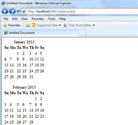 create php template create a calendar calendar template 2016