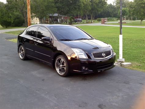 nissan sentra 2008 modified jam ser spec v 2008 nissan sentra specs photos