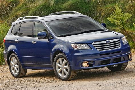 subaru tribeca 2014 used 2014 subaru tribeca suv pricing for sale edmunds