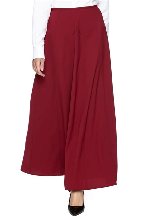 Maxi A Line By Irbah the cue a line maxi skirt from new jersey by pink orchid