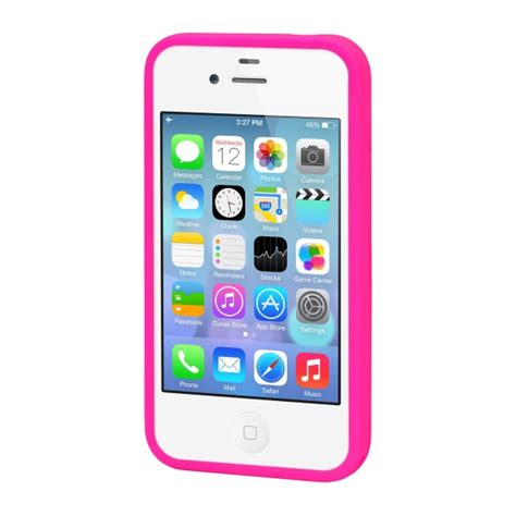 coque iphone 4 4s flex incassable et inrayable