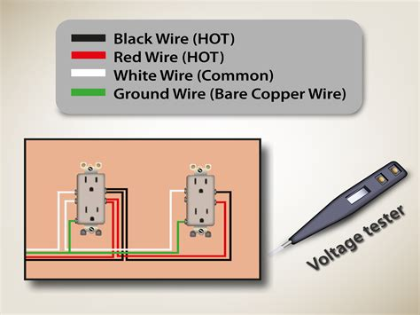 component neutral wire color is the black live or how to