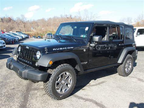 2014 Jeep Rubicon Unlimited New 2014 Rubicon Autos Weblog