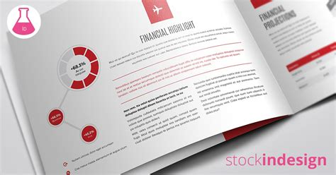 indesign business plan template business plan landscape template adobe indesign template