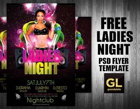 free club flyer templates photoshop 25 free photoshop flyer templates designscrazed