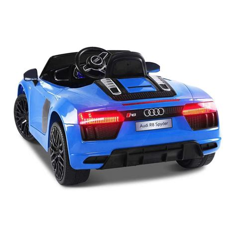 Ride On Audi R8 by Audi R8 Spyder Ride On Toy Dealsdirect Co Nz