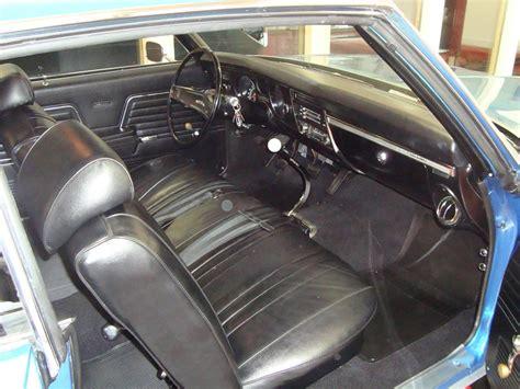 1969 Chevelle Interior by 1969 Chevrolet Chevelle Malibu 2 Door Coupe 75332