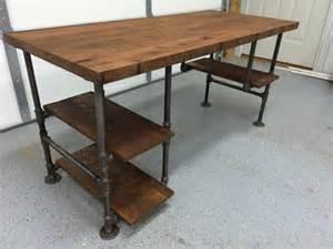 reclaimed wood computer desk computer desk reclaimed wood desk office desk table rustic