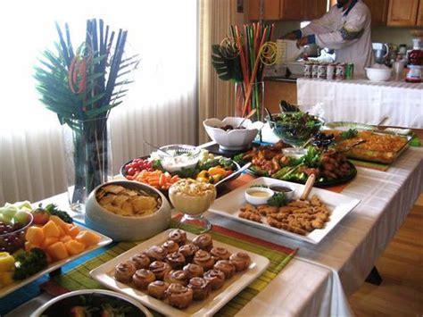 Inexpensive Finger Food Party Idea Was Helpful To Inexpensive Buffet