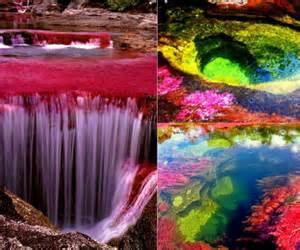 river colors most magnificent places to visit in south america vagary