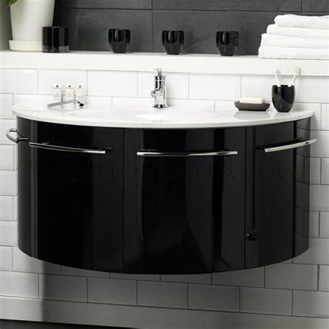 curved bathroom units hudson reed moon basin and cabinet victorian plumbing co uk