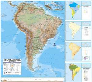 and south america physical map printable map of south america physical map free