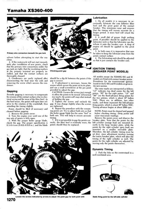 1982 yamaha xj650 wiring diagram yamaha tt500 wiring